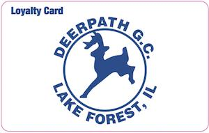 Image of the Deerpath Loyalty Card